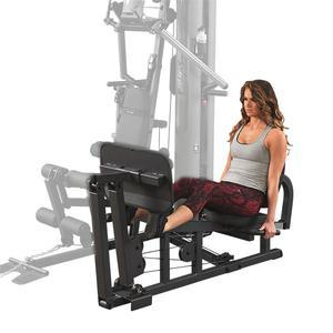 Body-Solid Premium Leg Press Attachment (GLP)