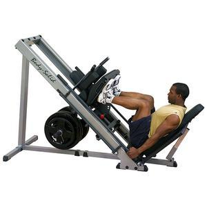 Body-Solid GLPH1100 Leg Press Hack Squat (GLPH1100)