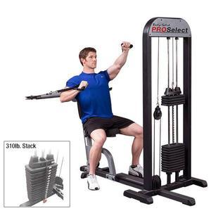 Body-Solid Pro Select Multi Press Machine 310lb. Stack