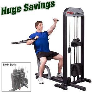 Body-Solid Pro Select Multi Press Machine 300lb. Stack