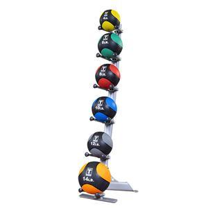 Body-Solid Medicine Ball Package with 6 Balls and Stand