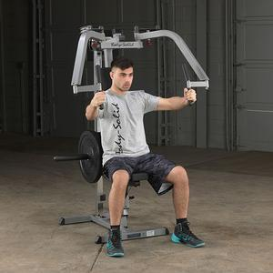 Body-Solid Pec Dec Fly Machine