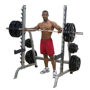 Body-Solid GPR370 Olympic Press Rack