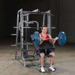 Body-Solid Series 7 Smith Machine Gym Package