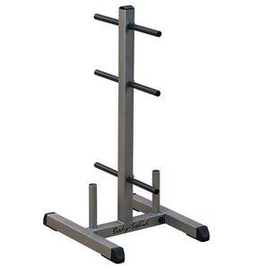 Body-Solid Standard Plate Tree & Bar Holder (GSWT)