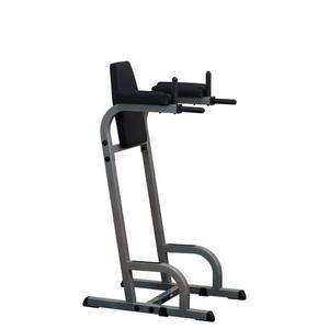 Body-Solid Vertical Knee Raise Dip Station