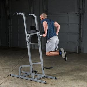 Body-Solid Vertical Knee Raise and Pull Up (GVKR82)