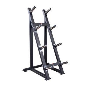 Body-Solid GWT76 High Capacity Olympic Plate Rack (GWT76)