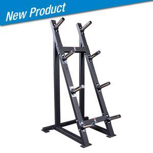 Body-Solid GWT76 High Capacity Olympic Plate Rack