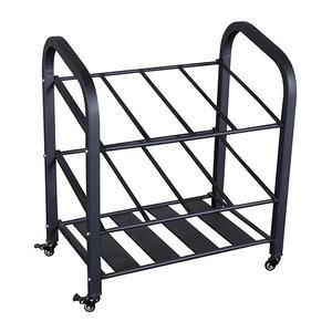 Body-Solid Rolling Storage Cart