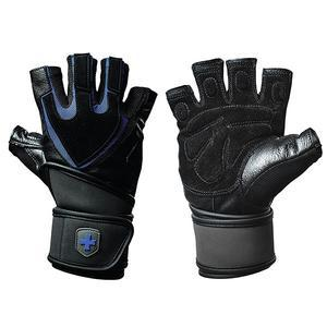 Harbinger Training Grip® Wristwrap Gloves (HB1250B)
