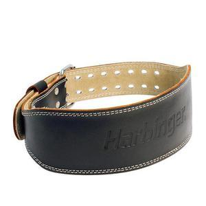 Harbinger 4 Inch Padded Leather Belt (HB284)