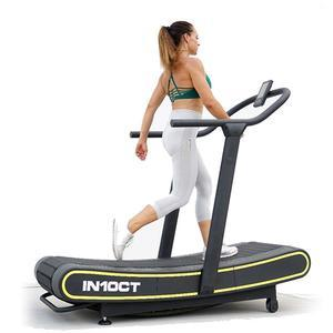 IN10CT Health Runner Curved Manual Treadmill (IN10CT)