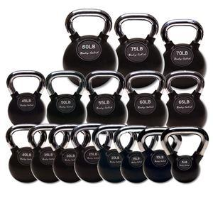 Body-Solid Premium Chrome Kettlebell Sets