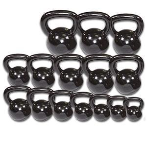 Body-Solid Iron Kettlebell Sets