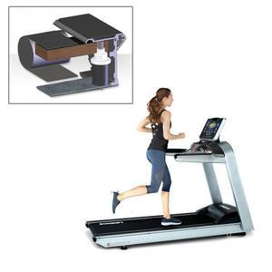 Landice L7 Treadmill with Ortho Belt - Cardio Panel