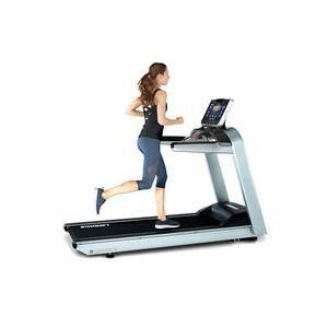 Landice L7 Treadmill - Pro Trainer Panel
