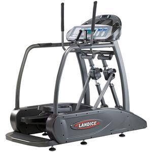 Landice E9 ElliptiMill - Pro Trainer Panel