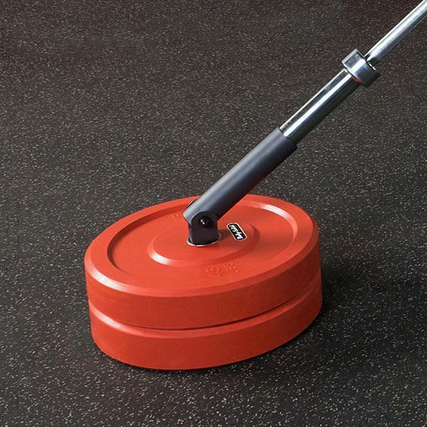 Pivot Plate Landmine Attachment