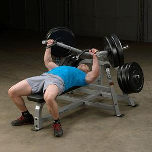Pro ClubLine Leverage Bench Press by Body-Solid (LVBP)