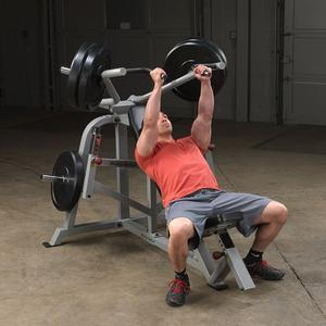 Pro ClubLine Leverage Incline Press by Body-Solid