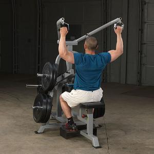Pro ClubLine Leverage Lat Pulldown by Body-Solid (LVLA)