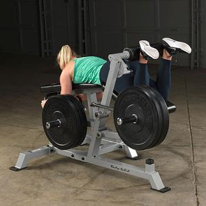 Pro ClubLine Leverage Leg Curl by Body-Solid