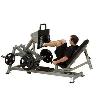 Pro ClubLine LVLP Leverage Horizontal Leg Press