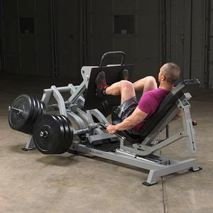 Pro ClubLine Leverage Horizontal Leg Press by Body-Solid