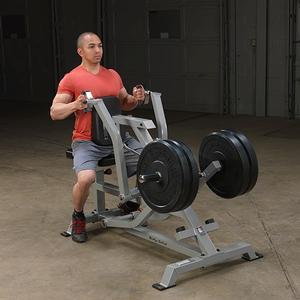 Pro ClubLine Leverage Seated Row by Body-Solid