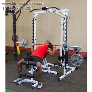 Muscle Craft Gym Package 4 with Weight Set and Stack