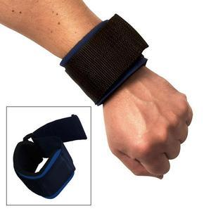 Body-Solid Tools Nylon Wrist Wraps