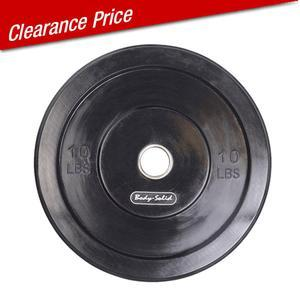 Rubber Bumper Plates 10-45lbs. (OBP)