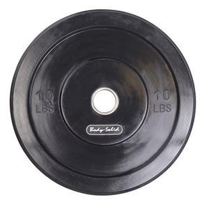 Body-Solid Bumper Plates 10, 15, 25, 35, 45 Pound