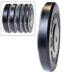 Chicago Extreme Bumper Plates in 10lb., 15lb., 25lb., 35lb. and 45lb. (OBPX)