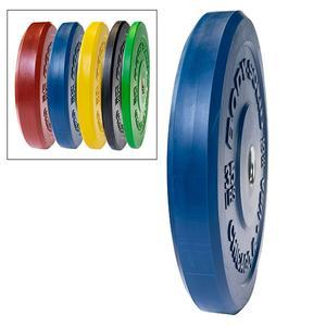 Chicago Extreme Color Bumper Plates in 10lb., 25lb., 35lb. and 45lb. (OBPXC)