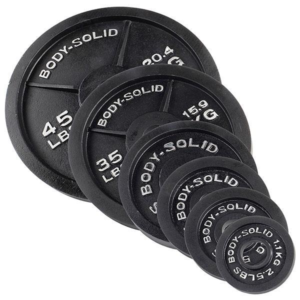 """Weight Plates Pair Of 2.5 Lbs 5 Lbs Total Standard 1"""""""
