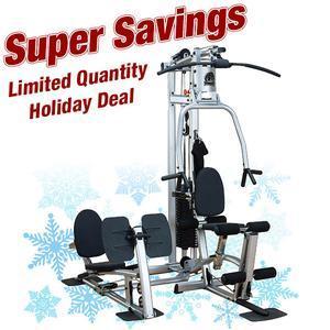 P1X Home Gym with Leg Press (P1LPX)