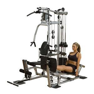 P2X Home Gym with Leg Press