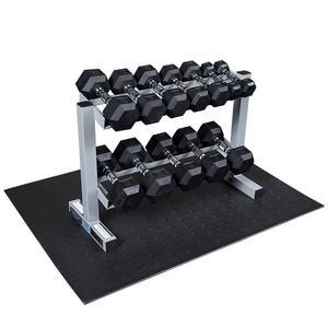 Powerline Dumbbell Rack with 5-30 Set (PDR282X-RFWS)