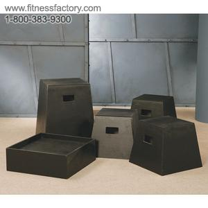 Pro Elite Wood Plyo Boxes