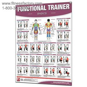 Functional Trainer Basics Exercise Chart