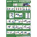 Body Ball Exercises - Core Chart