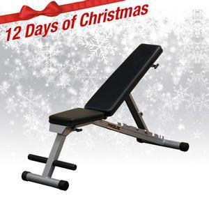 Powerline PFID125X Adjustable Bench (PFID125X)