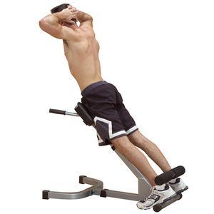 Powerline Back Hyperextension