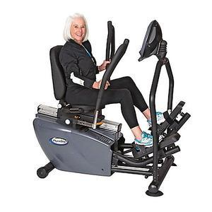 PhysioStep RXT Recumbent Elliptical