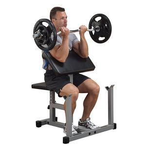 Powerline PPB32X Preacher Curl Bench (PPB32X)