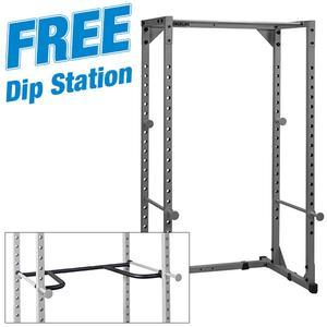 Powerline PPR200X Power Rack with FREE Dip Station