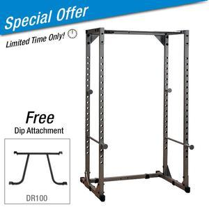 Powerline PPR200X Power Rack and FREE DIP (PPR200X)