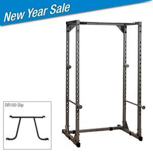 Powerline Power Rack and FREE DIP (PPR200X)